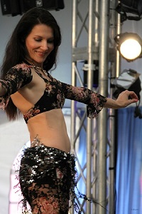 Galina's Performance at Greek Festival 2012